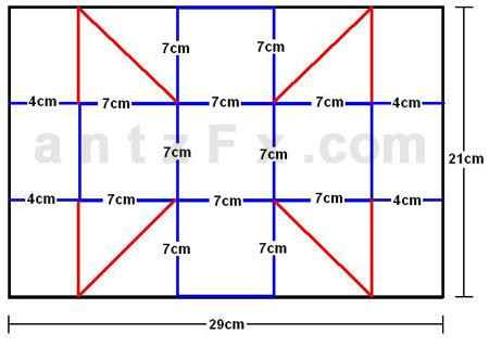 Cube_foldingLines