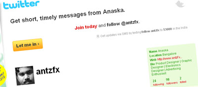 Follow me at @antzFx