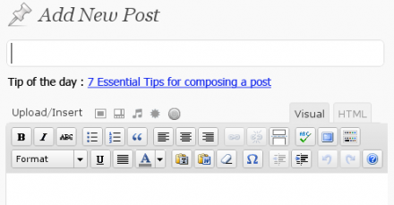 7 Essential Tips for WordPress post composing