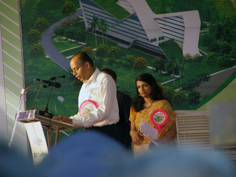 Introductory Report : Dr. Ajay Kumar IAS, Principal IT Secretary, Kerala at CyberPark