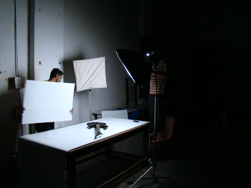 Light-up for product photography