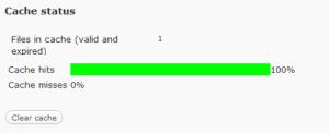 hyper cache wordpress plugin