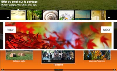 Top 14 JQuery Photo Slideshow Gallery Plugins