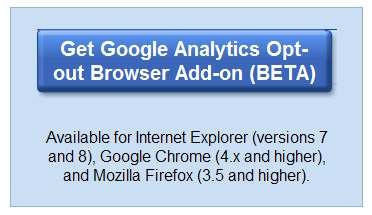Google Analytics Optout