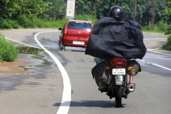 Batman on road antzfx