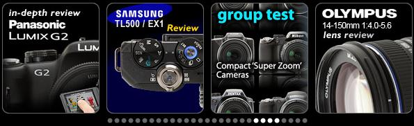 DSLR and Lens review-site