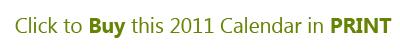 Buy 2011 Calendar