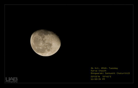 Urvesh Lunar Eclipse