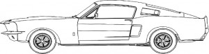 car side view reference