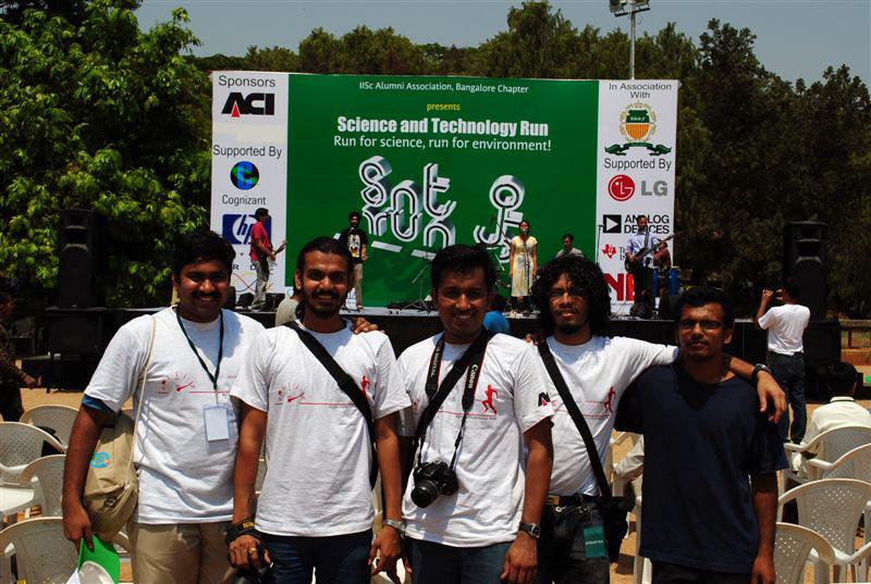Team SnT Run 2010