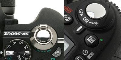 camera button click