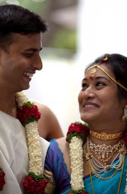 Sulagnaa and Praneeth Wedding - Phalgun P