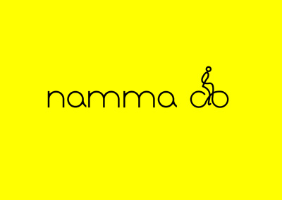 namma Cycle logo by antzFx