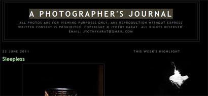 A Photographer s Journal