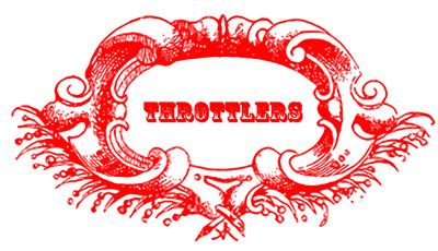 Throttlers Logo by antzFx