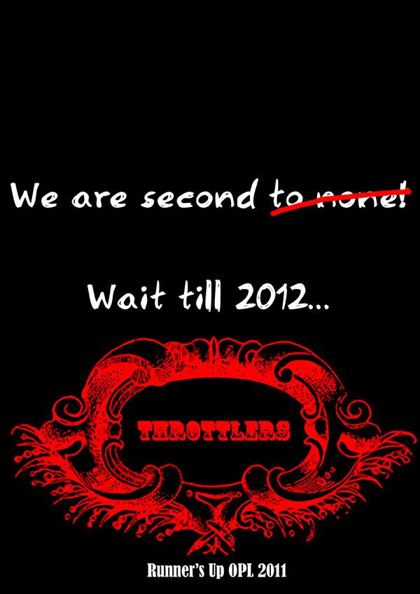Throttlers Poster by antzFx