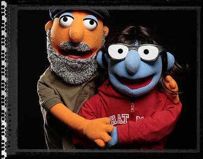 CEASER muppets