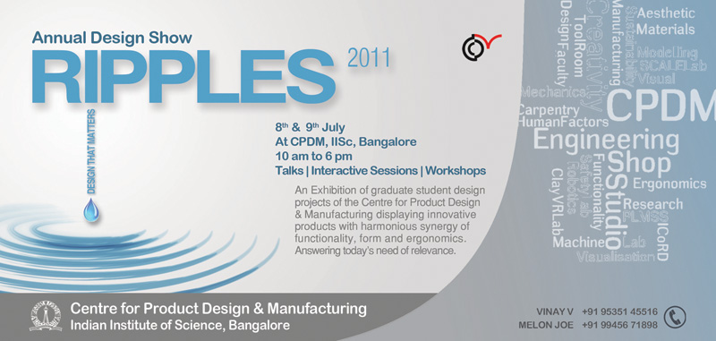 ripples invitation 2011