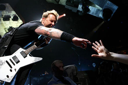 Metallica Rich Gastwirt Concert Photography