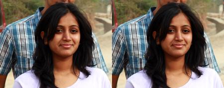 The Sweet Angle - Nikhitha Pose 2