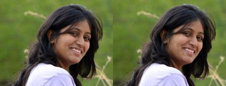 The Sweet Angle - Nikhitha Pose 3