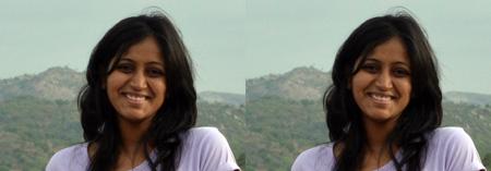 The Sweet Angle - Nikhitha Pose 4