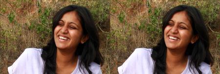 The Sweet Angle - Nikhitha Pose 5