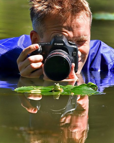 click many pictures - wild life tips