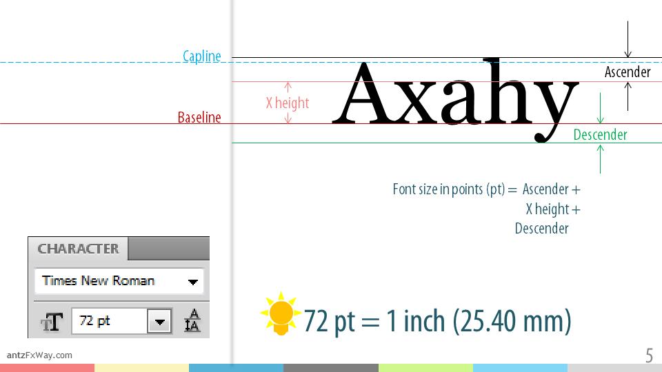 Typography - antzFxway.com