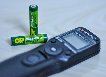 Satechi WTR-M Wireless Timer Remote Shutter for Nikon (1)