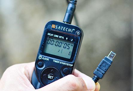 Satechi WTR-M Wireless Timer Remote Shutter for Nikon (4)