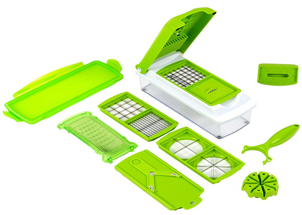 Nicer Dicer Plus Vegetable Cutter and chopper