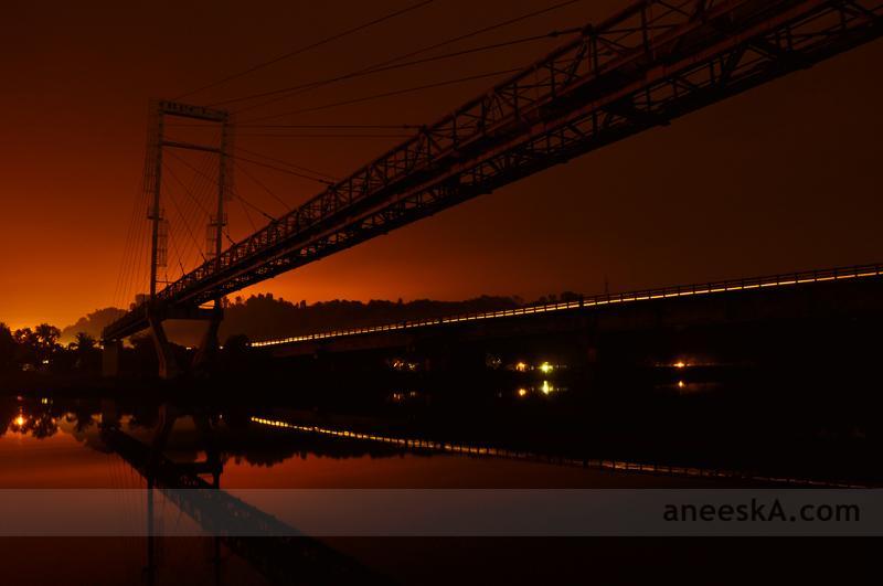 Silence of the Bridge - Ernakulam Bridge