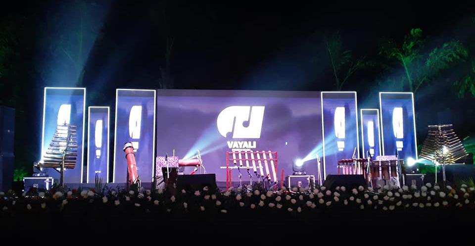 Vayali stage